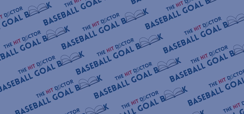 Baseball Goal Book